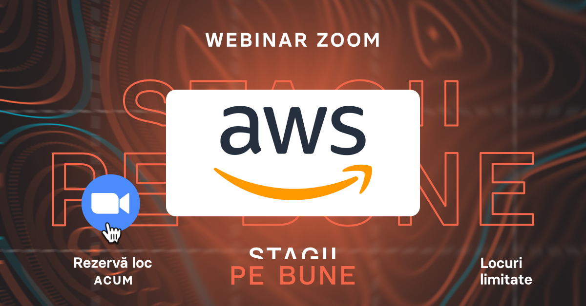 AWS Bucharest - Help us build the future